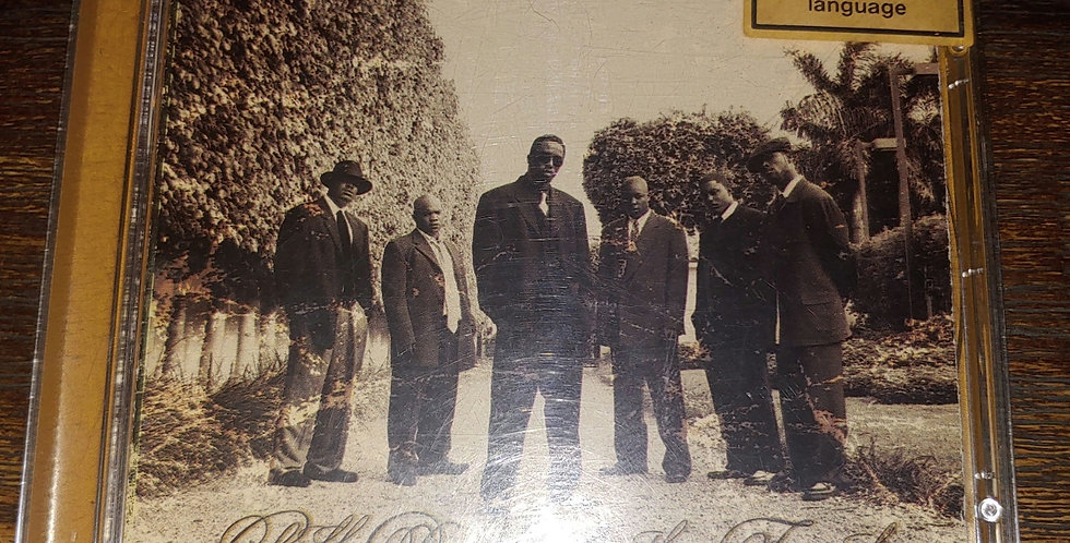 Puff Daddy & The Family - No Way Out (CD - 1997)