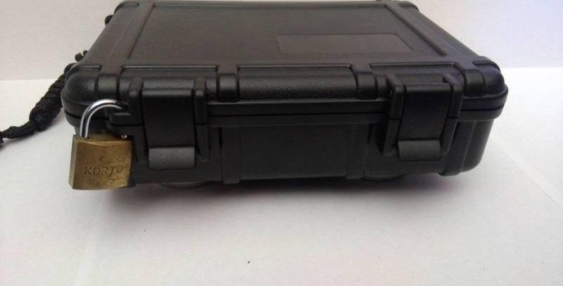 Premium Neodymium Magnetic Stash Box Secret Safe Instrument Case