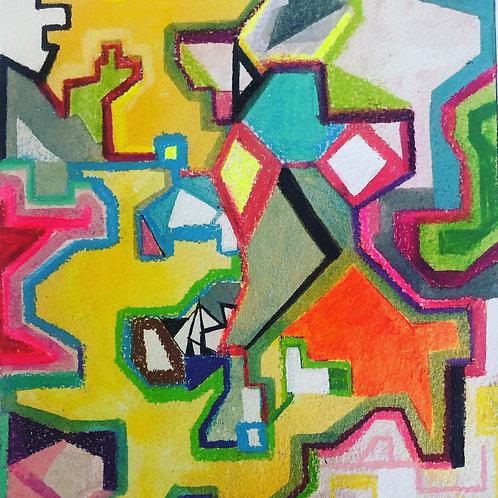 South Beach Maze