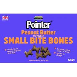 ''New'' 10KG Pointer Peanut Butter Small Bite Bones