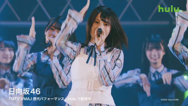 Hulu 新CM 【音楽観るならHulu】.mp4