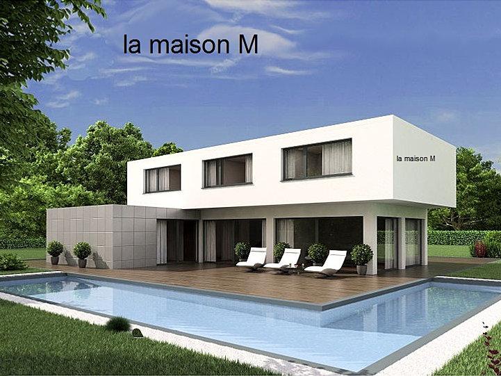 Plan Maison Structure Metallique. Elegant Maisons Modulaires