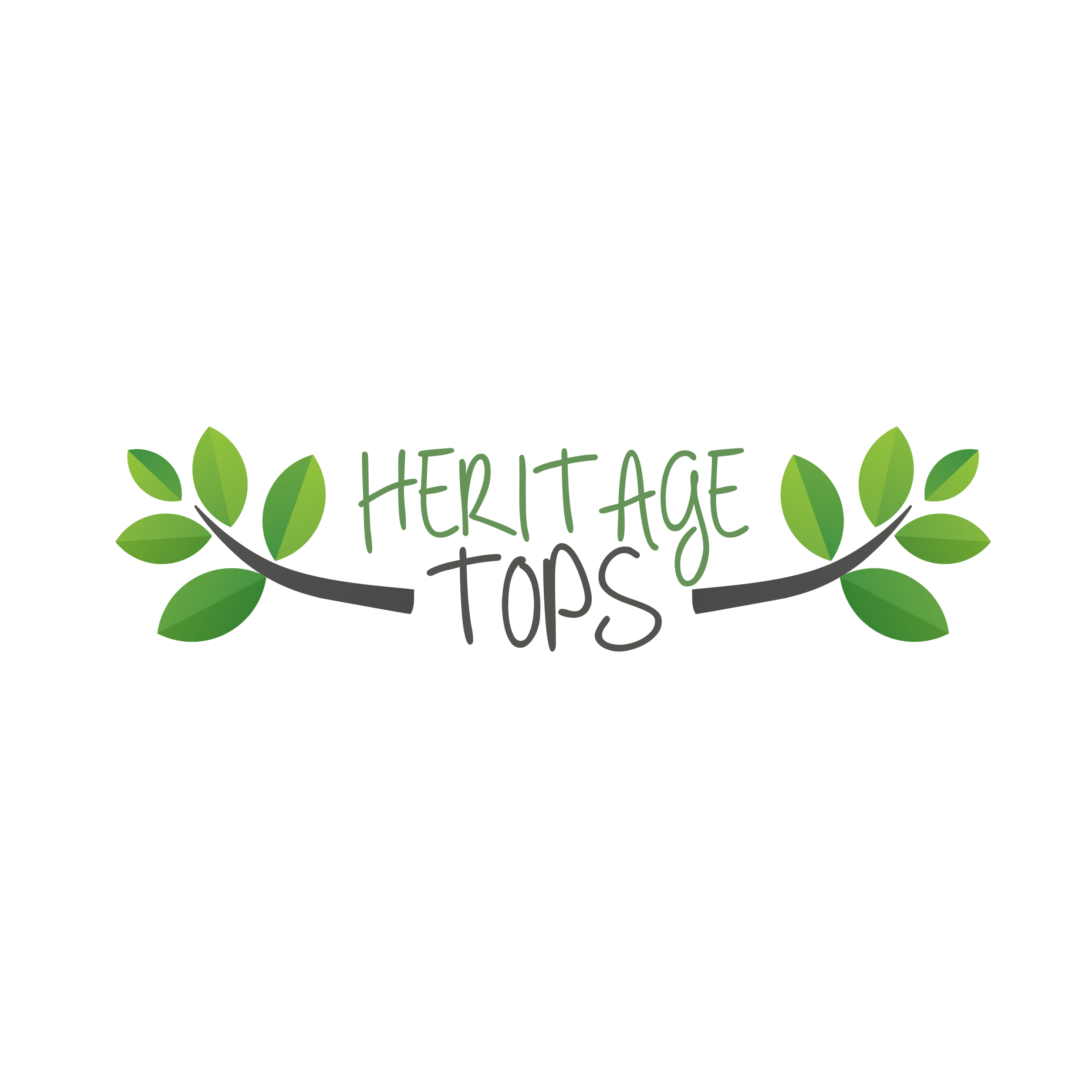 Heritage Tops Logo Design