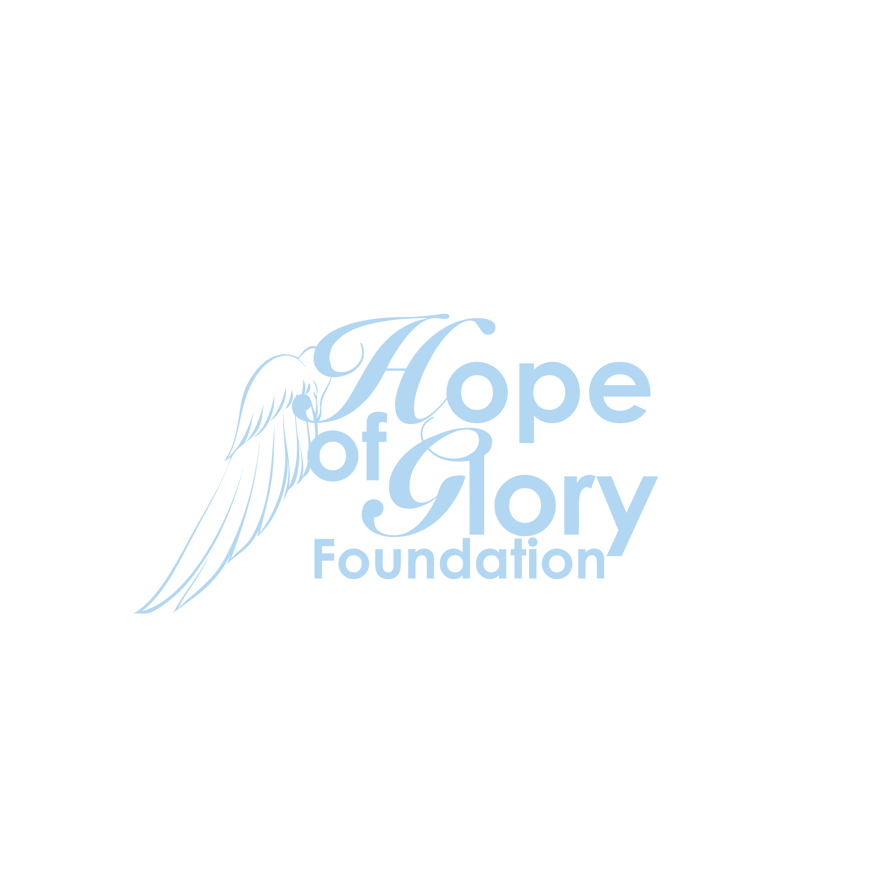 Hope of Glory Logo Design