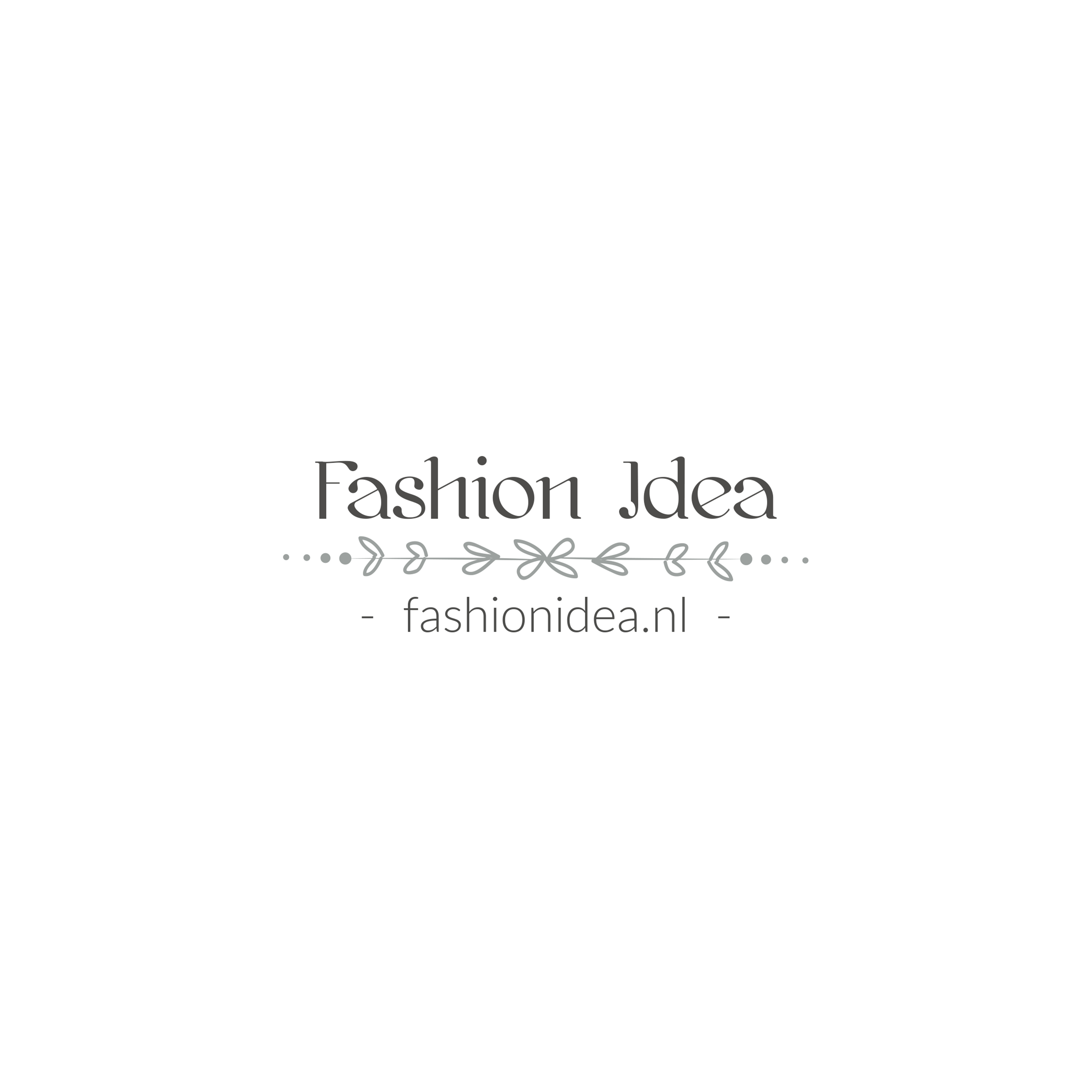 Fashion idea Logo Design