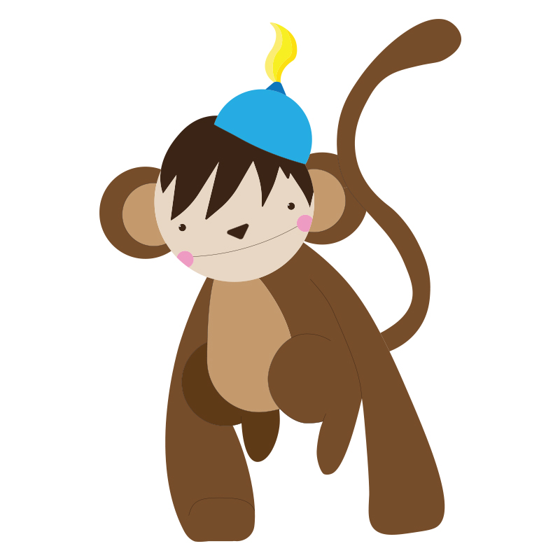 Circus_Monkey