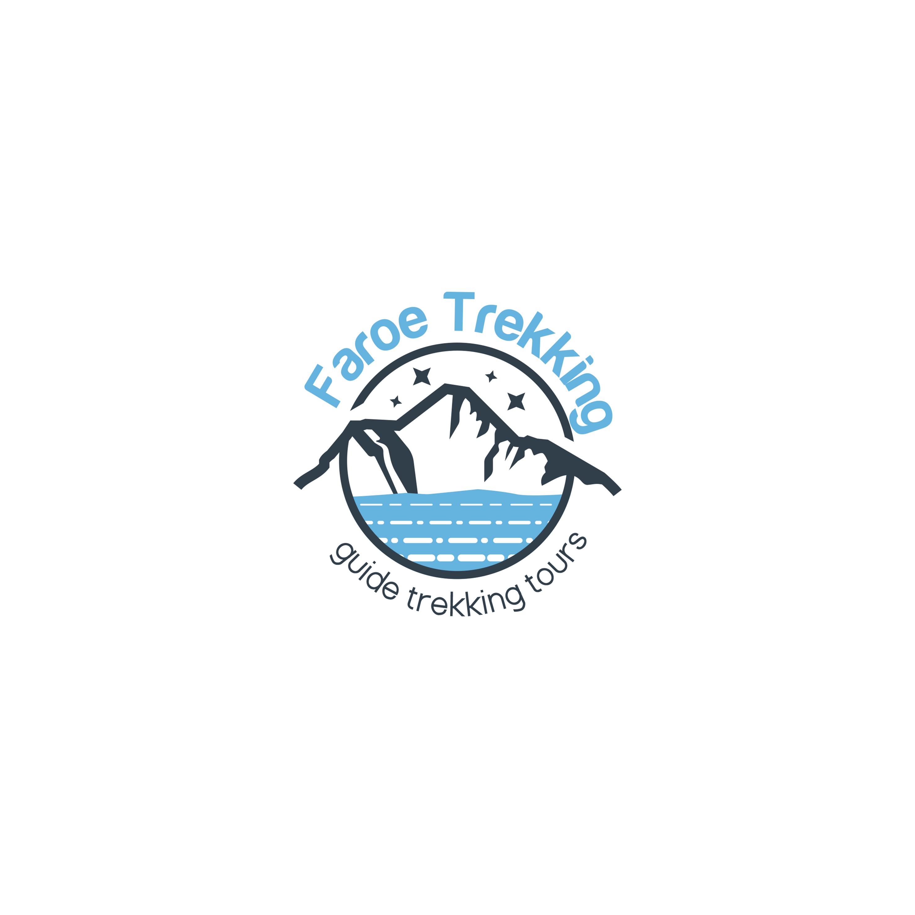 Faroe Trekking Logo Design