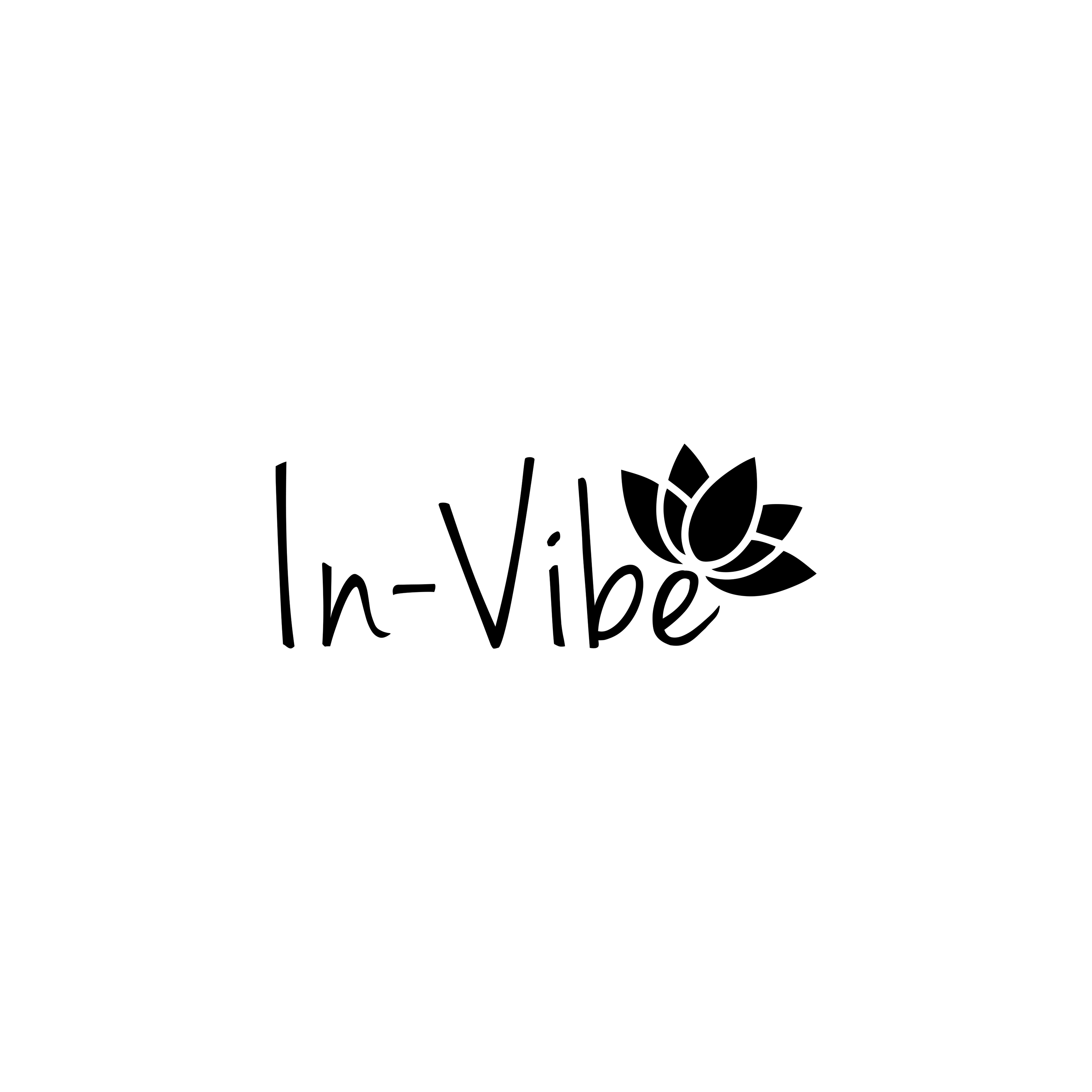 In-vibe Logo Design