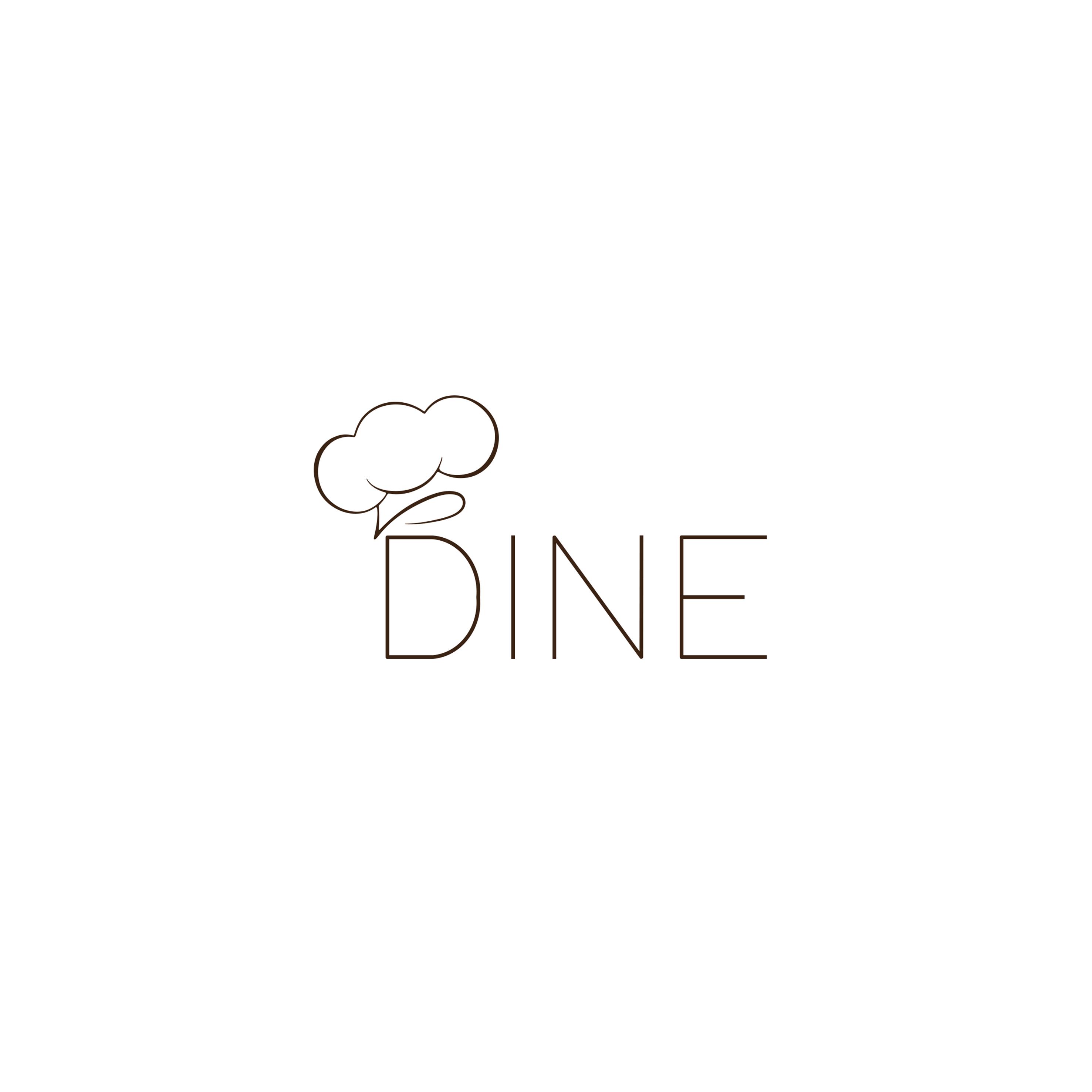 Dine Logo Design