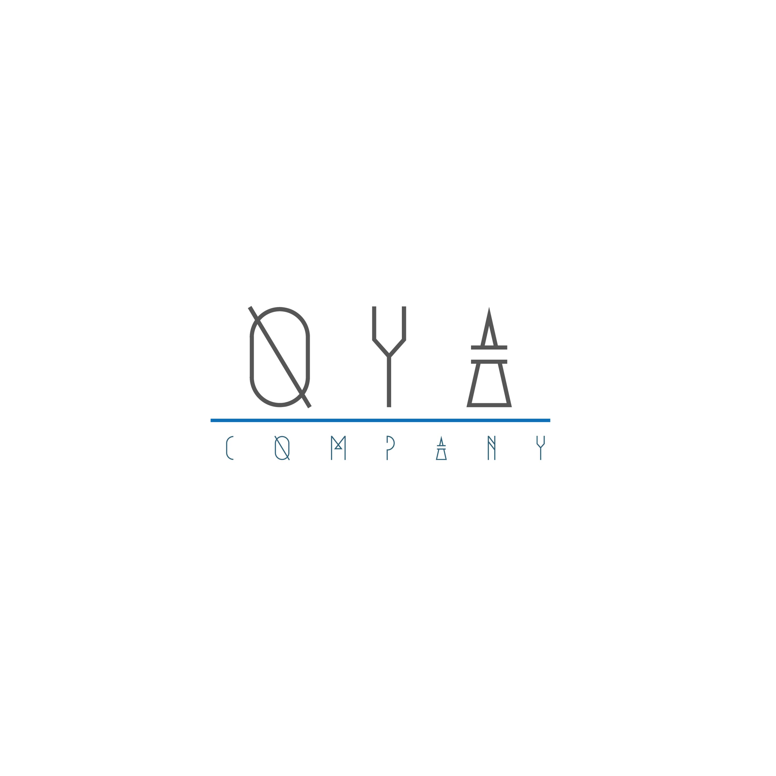 OYA Logo Design