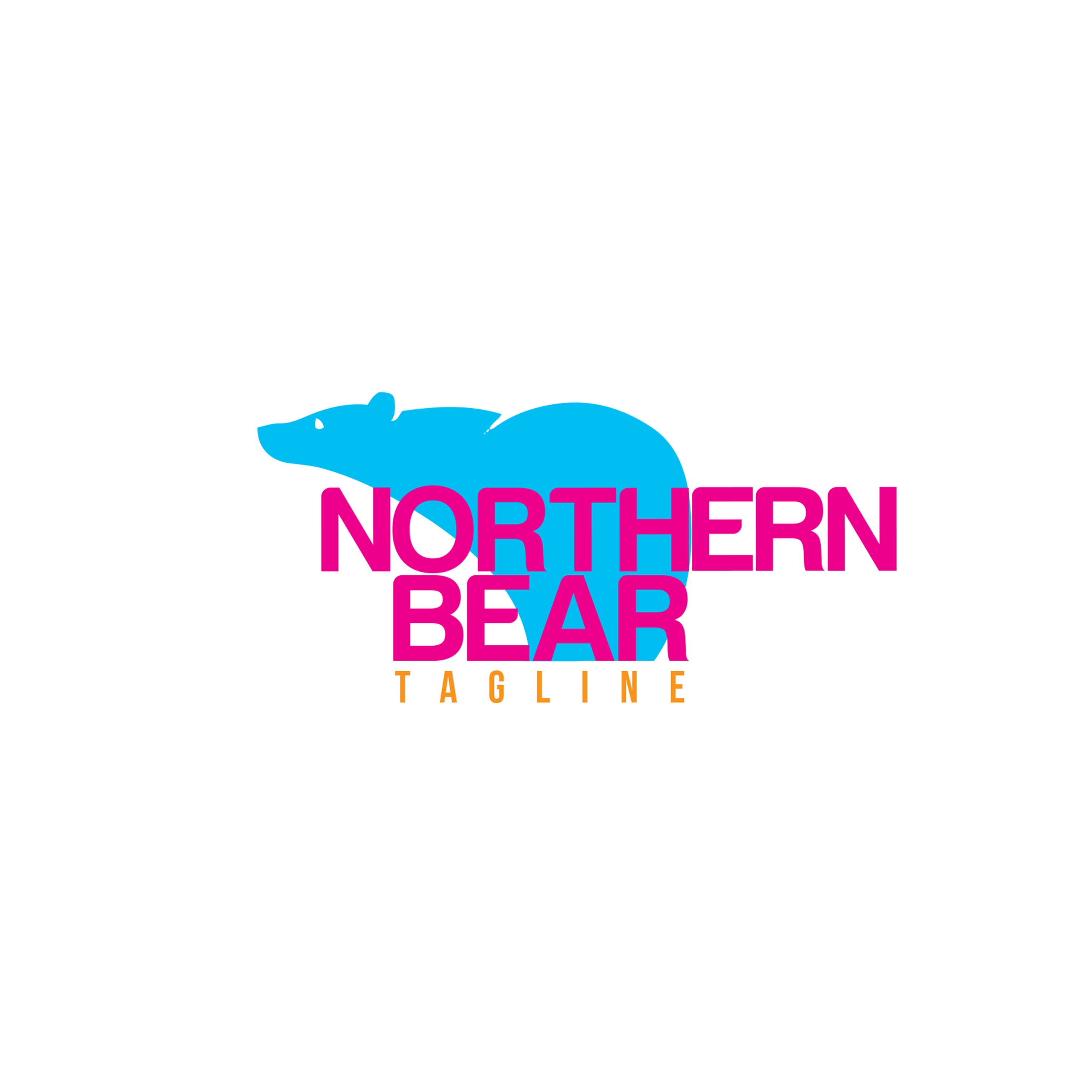 Northern Bear Logo Design