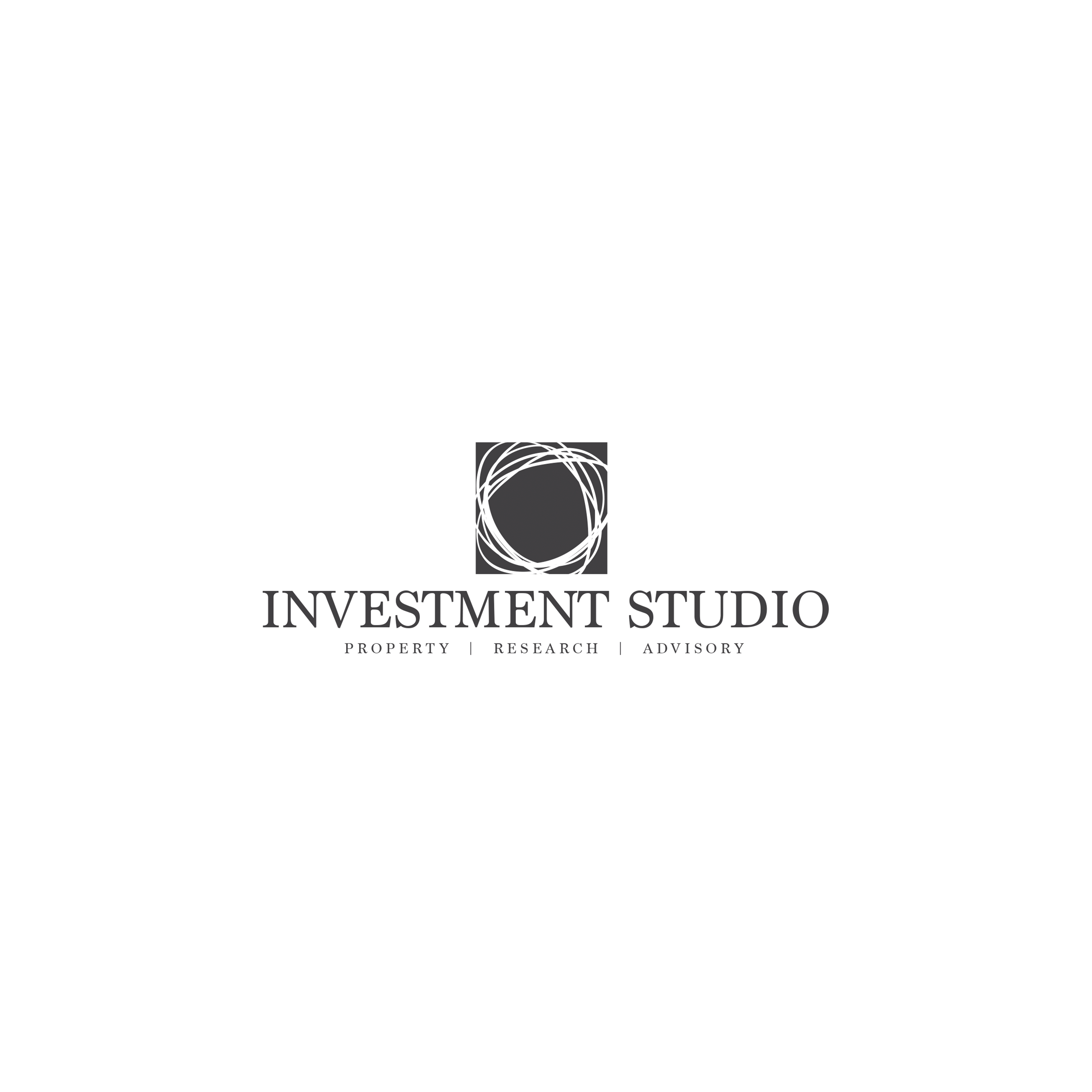 Investment Studio Logo Design