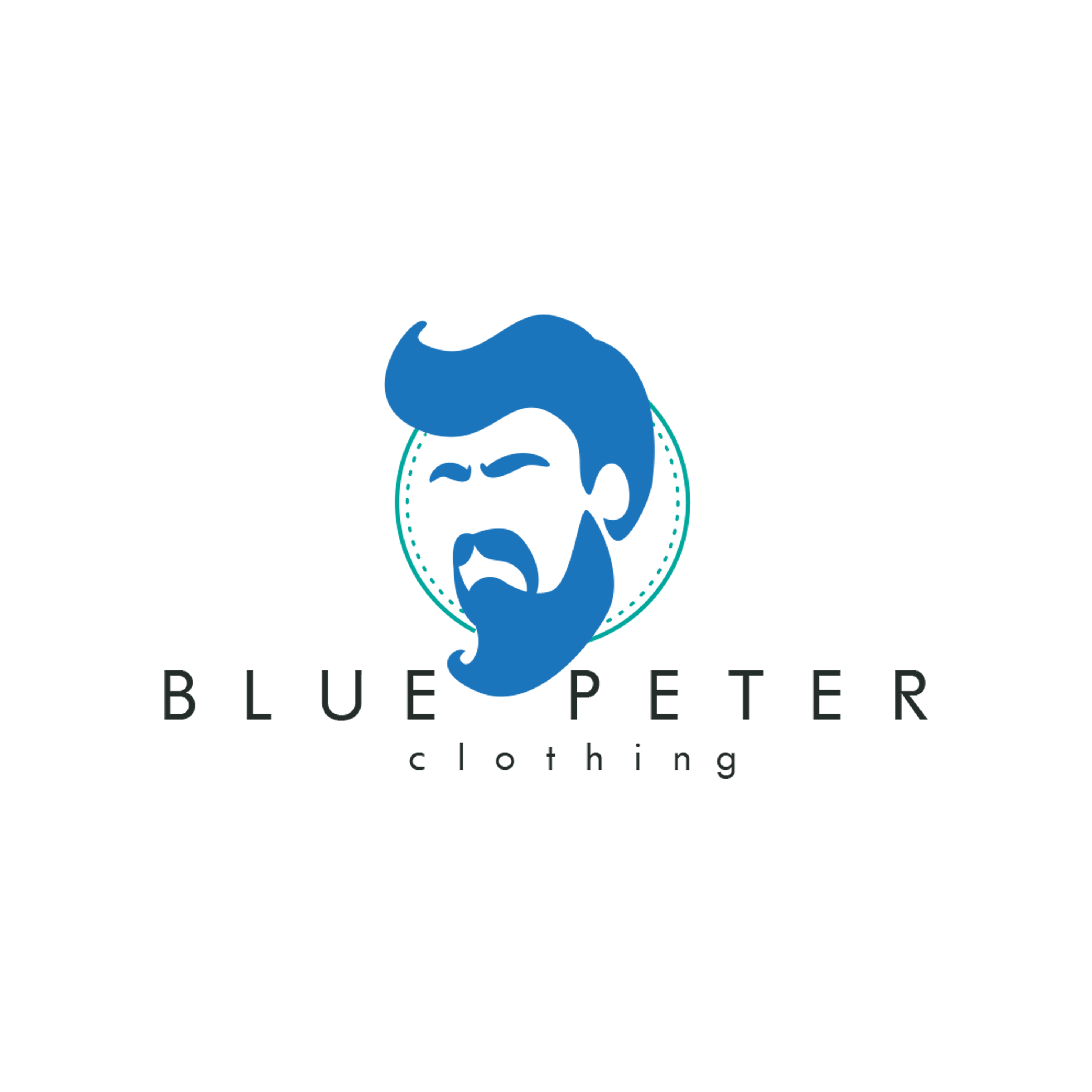 Blue Peter Logo Design