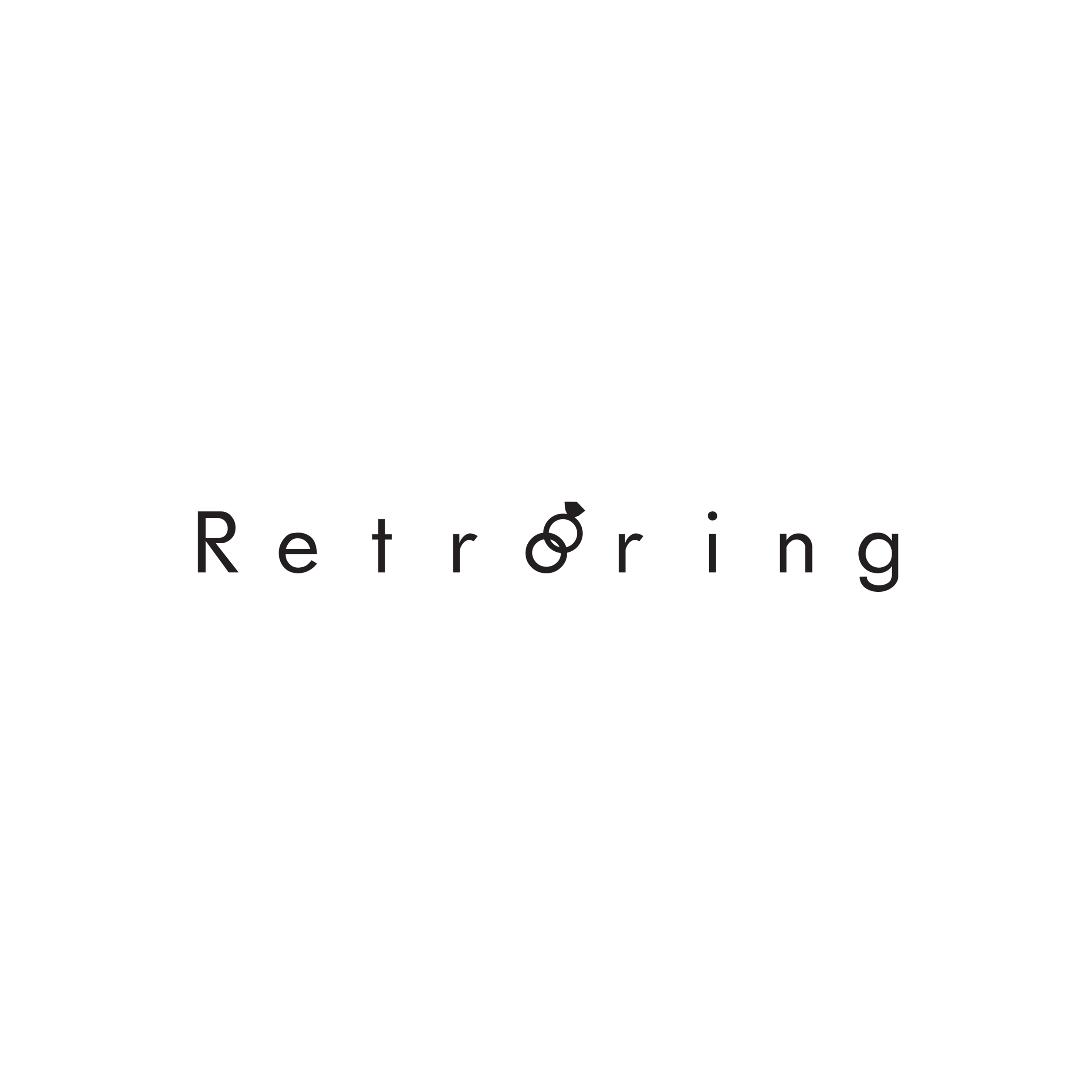 Retroring logo Design