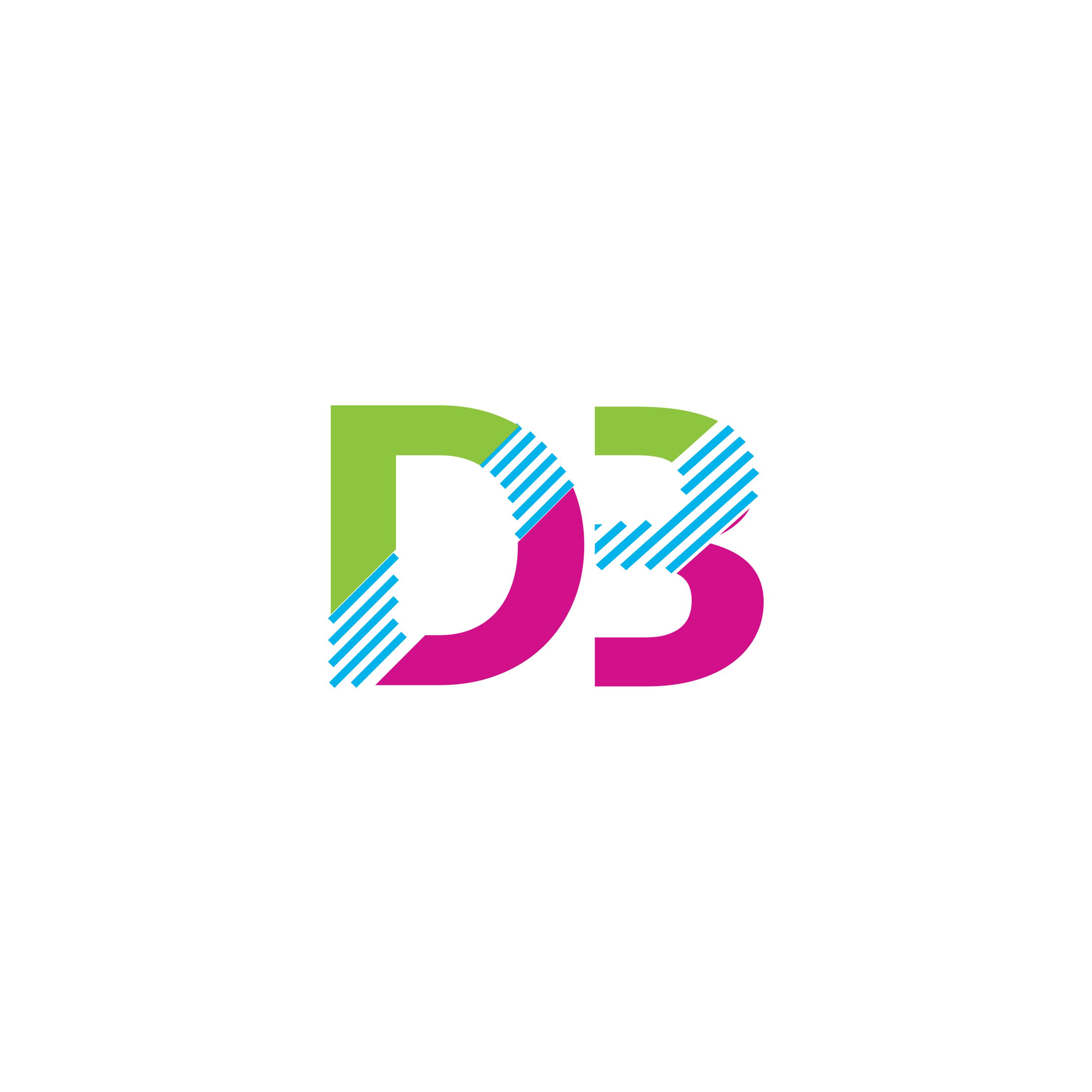 D3 Logo Design