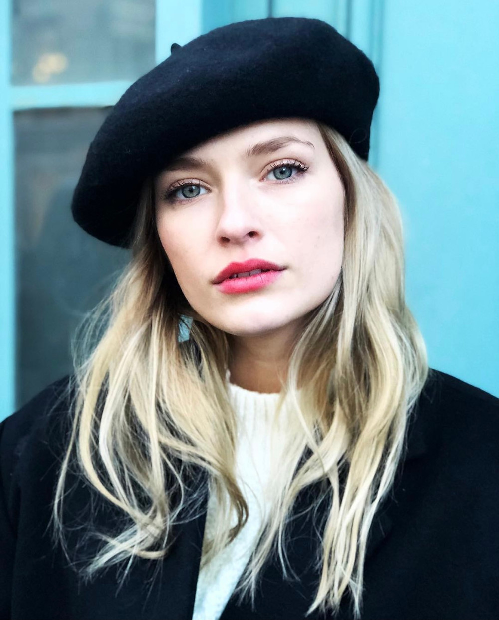 "Camille Razat from ""Emily in Paris"""