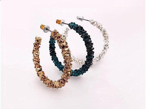 SOFIA Earrings - BRIMSTONE