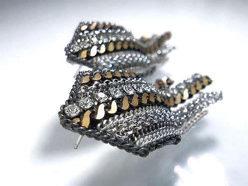 SOFIA Earrings - DIAMONDBACK