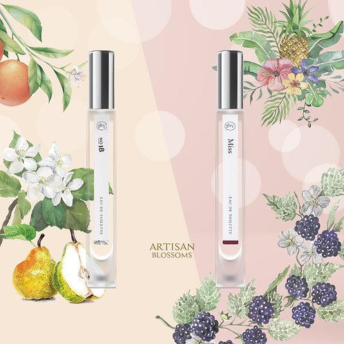 Fragrance Mixology Set (Tropical Fantasy - No. 18 x Miss)