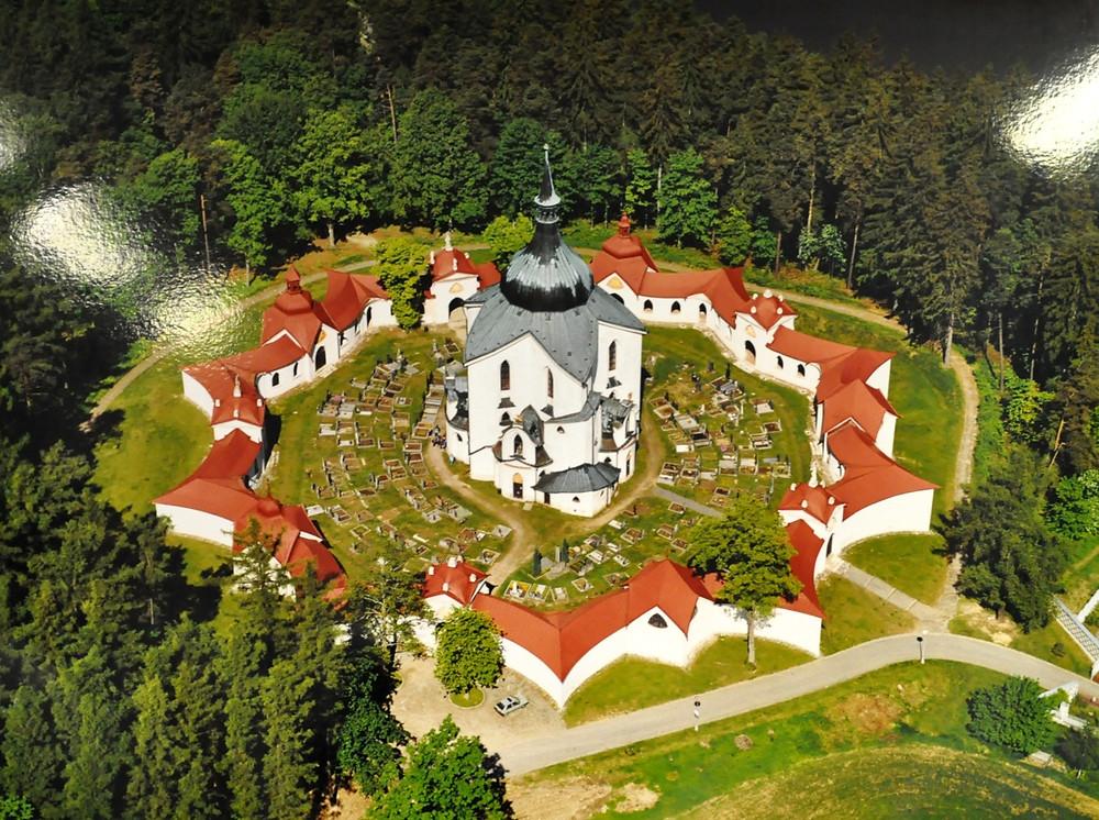 UNESCO Pilgrimage Church of Saint John of Nepomuk