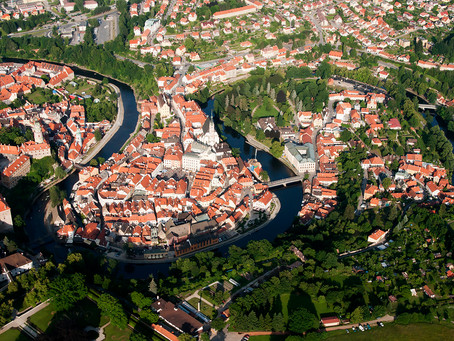 UNESCO heritage sites in Czech Republic