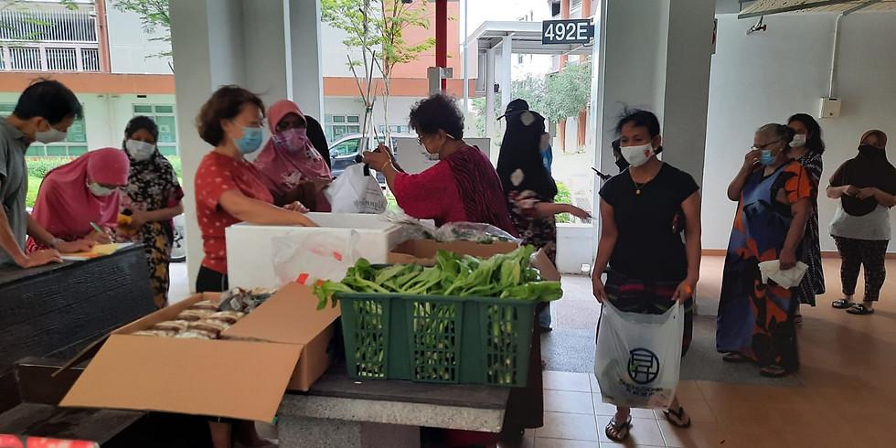 FRSK Fruits and Vegetables Distribution (492E/F Tampines)