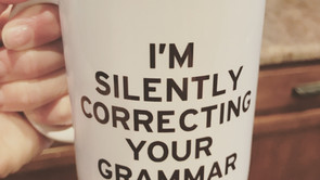 Let's Eat, Grandma: Grammar Saves Lives and College Essays