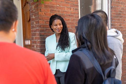Lydia Edwards - Democrat for Senate