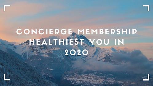 Concierge Annual Membership (single)