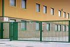security gates, motorized gates, security barriers
