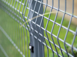 Security mesh fencing