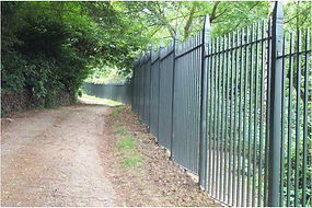 security fences, gates or grills cornwall