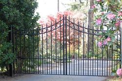 Powder coated Entrance gates