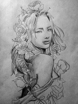 Flower Godess