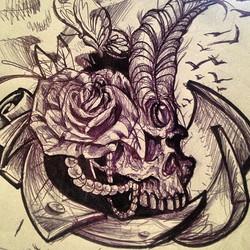 Gypsy Skull