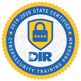 DIR Cybersecurity Training Logo 2019-202