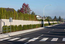 208 St Widening Project- Langley