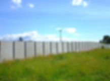 Highway Soundwall Fencing