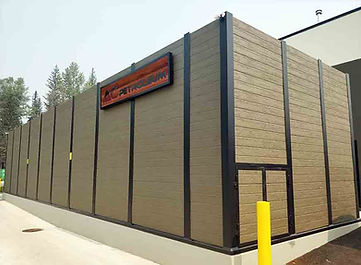 Special Customized Sound Fence