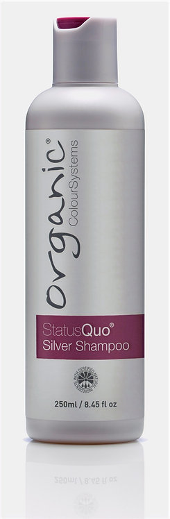 Organic Colour Sytems Silver Shampoo 250ml