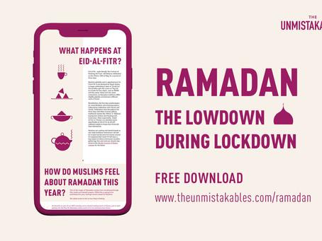 Ramadan: The lowdown during lockdown
