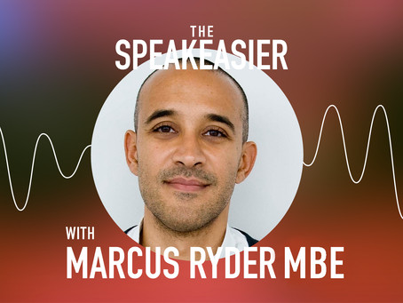 The Speakeasier with Marcus Ryder MBE: Why we can't hide behind diversity