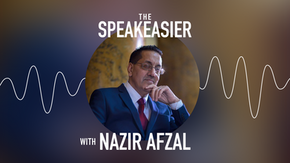 The Speakeasier with Nazir Afzal: What can crime teach us about inclusion?