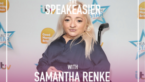 The Speakeasier with Samantha Renke: How can disability make business braver?