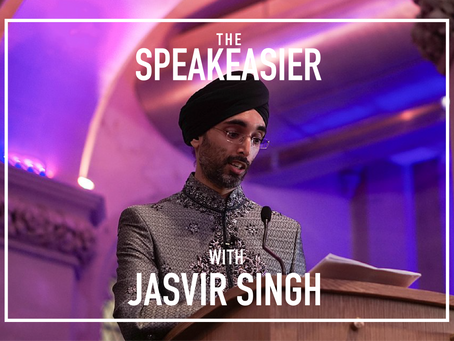 The Speakeasier with Jasvir Singh: Why do we need South Asian Heritage Month?