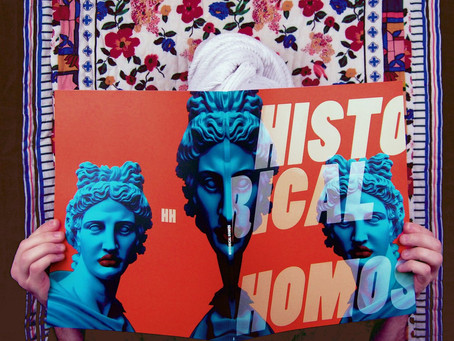Beyond LGBT+ History Month - Historical Homos pulls the queer past into the 21st Century