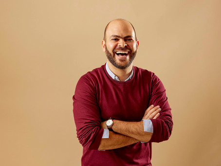 Why Omar El-Gammal is investing in what makes him different