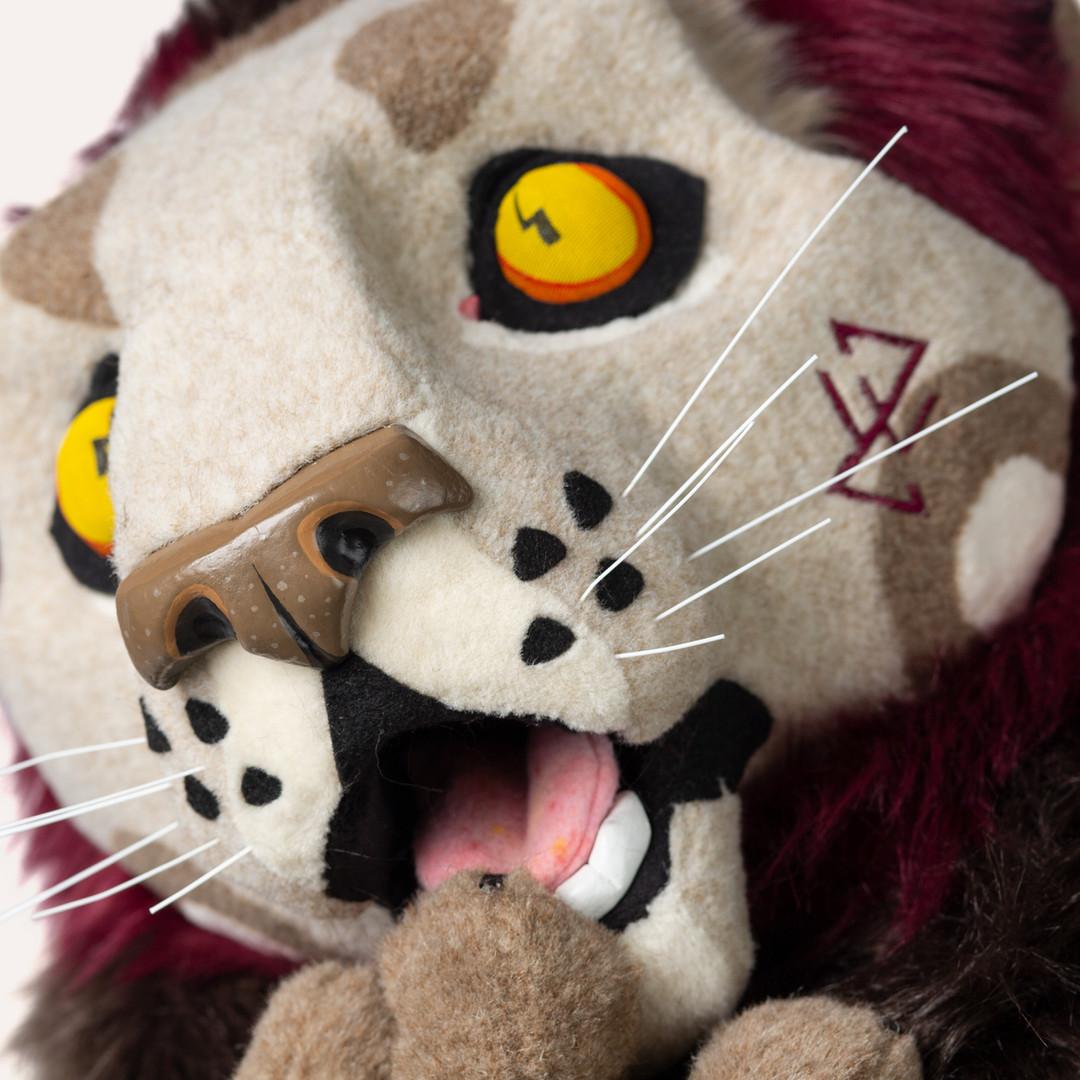 Lion  |  Mouth