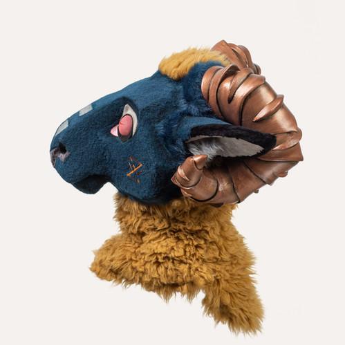 Ram  |  Head