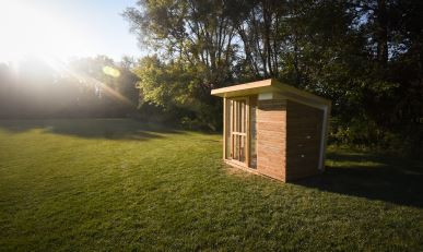 Chicken Coop for the Soul, by Josh Ridgely